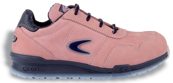 Scarpe Antinfortunistiche DONNE - COFRA S3 ROSE