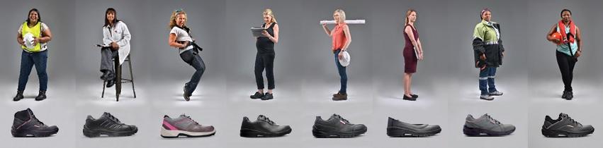 Scarpe Antinfortunistiche DONNE - Per ogni lavoro