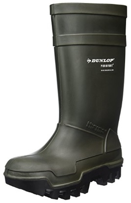 Stivali antinfortunistici - Dunlop Purofort Thermo