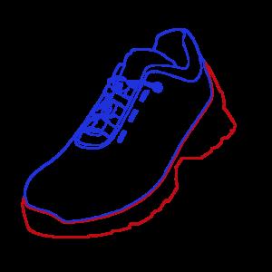 scarpe-antinfortunistiche vista sopra