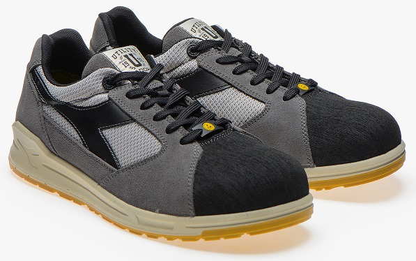 Scarpe antinfortunistiche DIADORA - D-Jump Low Text Pro S1p Esd