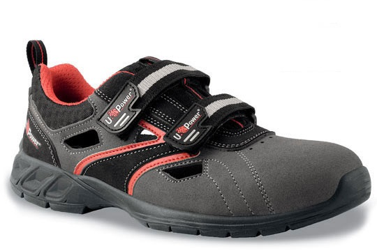 Scarpe antinfortunistiche estive - sandalo UPOWER 2