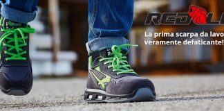 Scarpe antinfortunistiche u-power