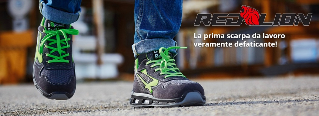Scarpe Antinfortunistiche U POWER: le TOP 10 [CLASSIFICA 2020]