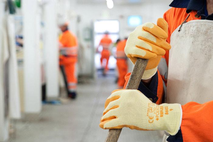 Guanti da lavoro scarpe antinfortunistiche for Migliori tappi antirumore
