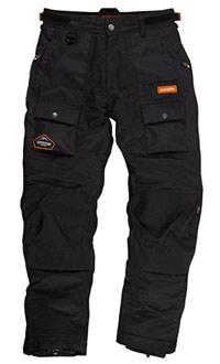 Pantaloni-da-lavoro-termici Scruffs Expediton