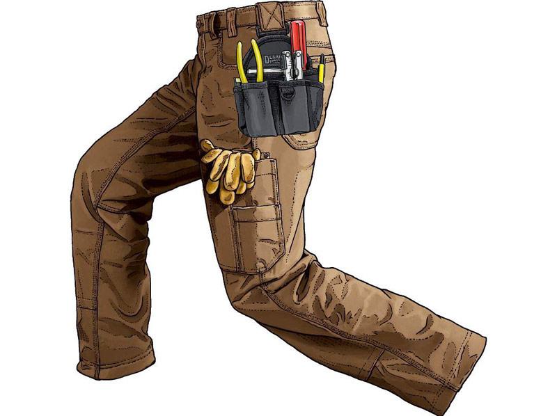 3d416821d961b3 Pantaloni da lavoro: i MIGLIORI per esser PROTETTI ! [GUIDA 2019]
