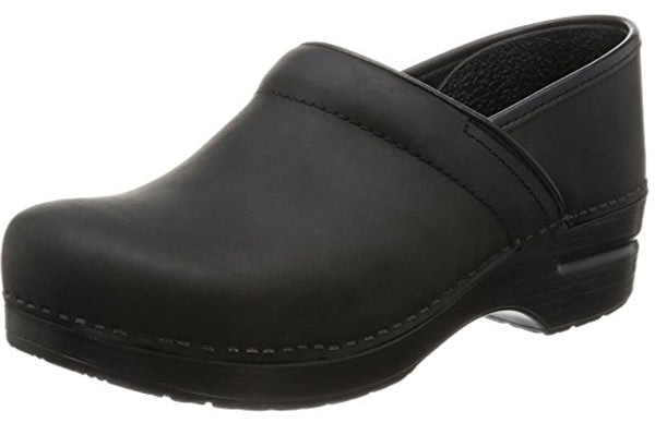 Zoccoli-Sanitari-Dansko-Professional-Black Oiled
