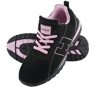 scarpe antinfortunistiche estive da donna nere