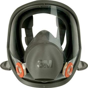 Maschera Antigas - 3M™ Maschera a pieno facciale 6900L