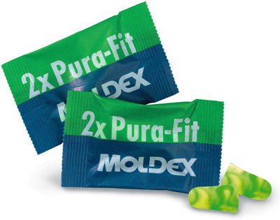 Tappi Orecchie - Moldex 7700 Pura-Fit Ear Plugs